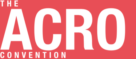 The ACRO Convention Cambridge - REGISTRATION OPENS MAY 1ST